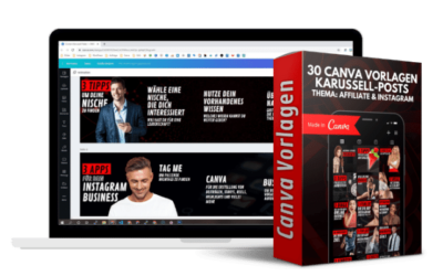 Karussell-Posts Affiliate