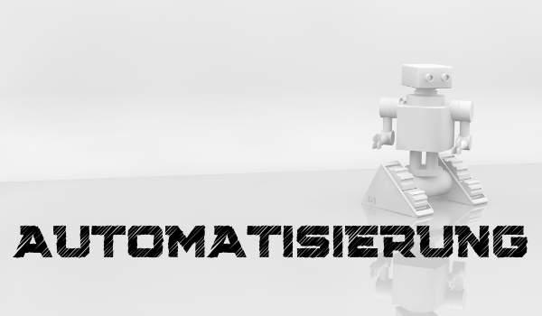8. Kapitel – Automatisierung