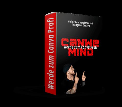 CanWeMind Canva Kurs Mockup