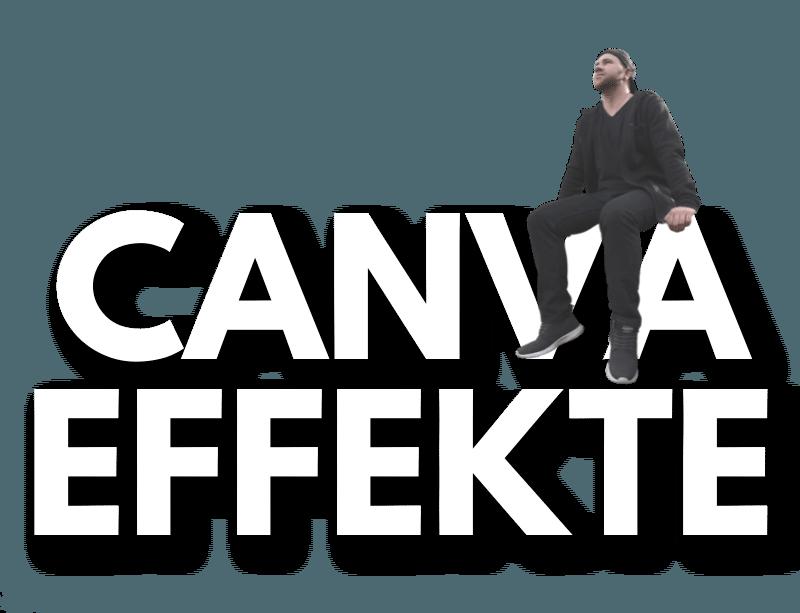 Canva Effekte