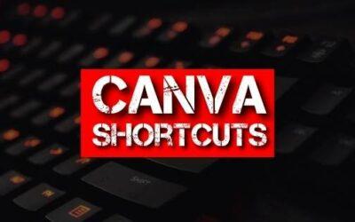 Canva Shortcuts