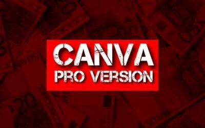 Canva Pro: 5 Vorteile für die kostenpflichtige Canva Version